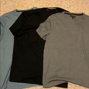 3 luxury touch t-shirts
